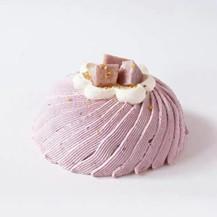 低糖芋泥蛋糕